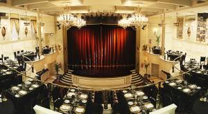 танго шоу в Буэнос-Айресе