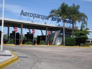 Aeroparque-Jorge-Newbery. Как добраться до Буэнос-Айреса