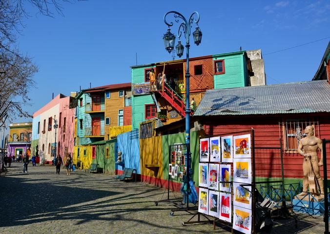 Авторские экскурсии по Буэнос-Айресу