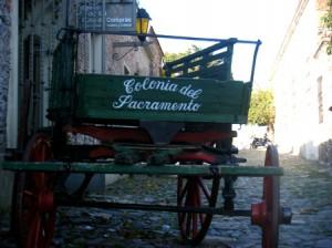 экскурсия в г. Колония (Уругвай)