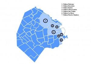 Районы Буэнос-Айреса
