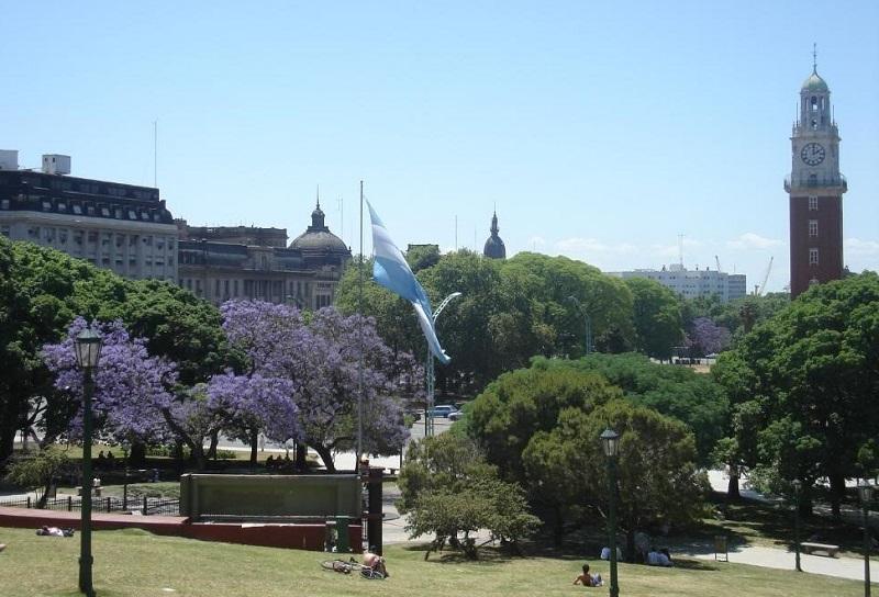 Районы Буэнос-Айреса Retiro