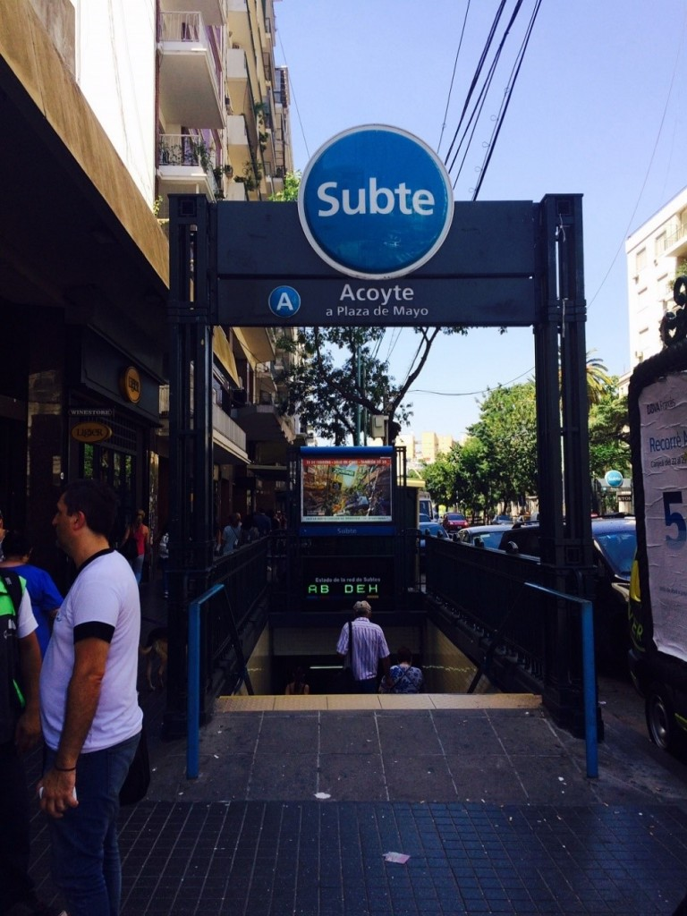 Жизнь в Буэнос-Айресе. Район, в котором я живу