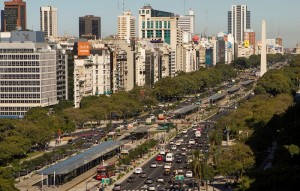 Районы Буэнос-Айреса Microcentro