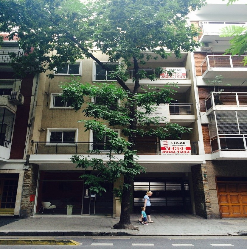 Жизнь в Буэнос-Айресе. Архитектура района Caballitо