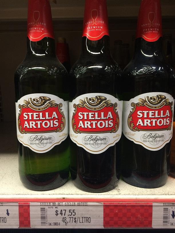 Цены в Аргентине на пиво