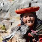 Индейская женщина