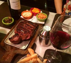 лучший мясной ресторан Буэнос-Айреса