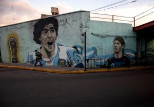 Москва vs Буэнос-Айрес