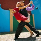 Фестиваль Танго в Буэнос-Айресе